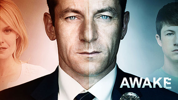 """Banner image from the TV show """"Awake"""""""