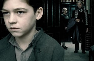 Tom Riddle at the orphanage