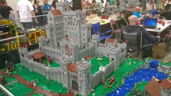 Some castle.