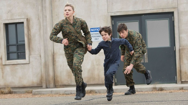 Football Ben was trained to only run as tall as the shortest soldier.