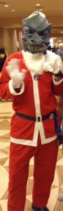 Gorn Santa