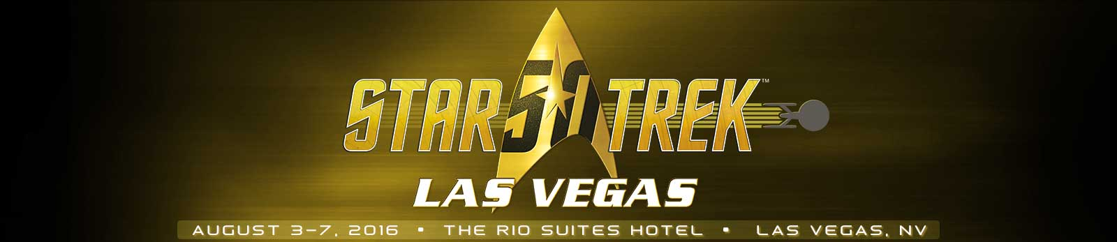 Star Trek 50 in Las Vegas!