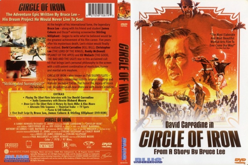 Jack's Bad Movies – Circle of Iron (1978) – The Science