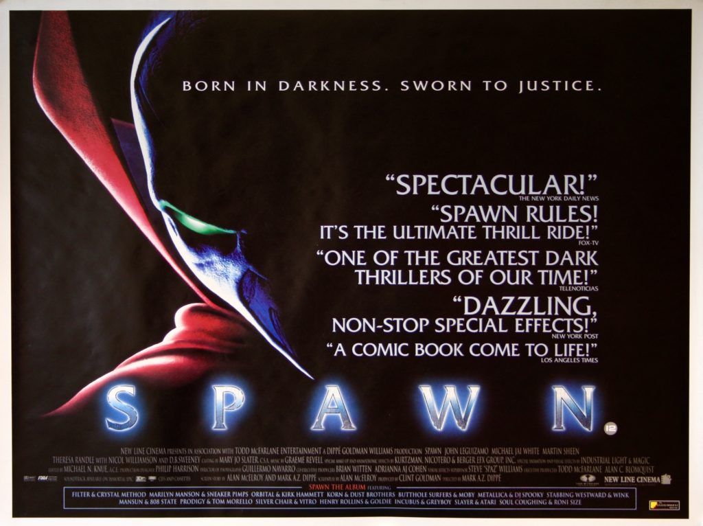 Jack's Bad Movies: Spawn (1997) – The Science Fiction and